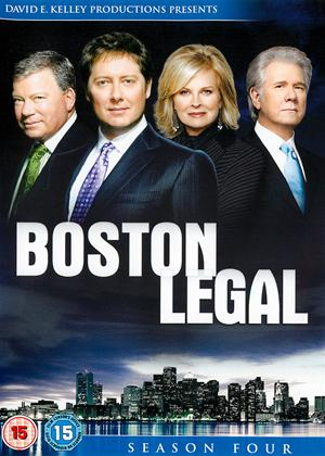 Boston Legal: Series 4 Online DVD Rental