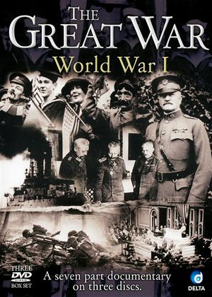 The Great War: World War I Online DVD Rental
