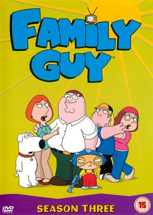 Family Guy: Series 3 Online DVD Rental