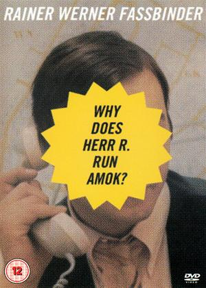 Rainer Werner Fassbinder: Vol.1: Why Does Herr R. Run Amok? Online DVD Rental