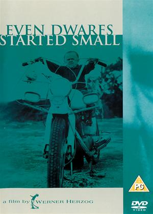Werner Herzog: Even Dwarfs Started Small Online DVD Rental