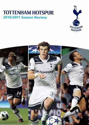 Tottenham Hotspur: End of Season Review 2010/2011 Online DVD Rental