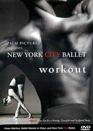 Rent New York City Ballet: Workout: Vol.1 Online DVD Rental
