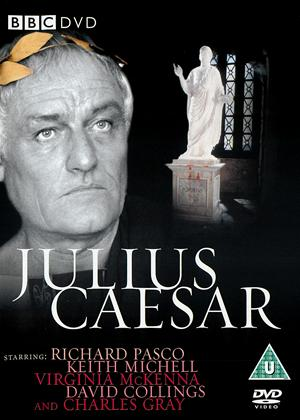 Rent BBC Shakespeare Collection: Julius Caesar Online DVD Rental