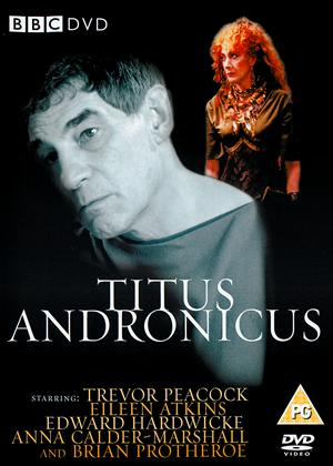 Rent BBC Shakespeare Collection: Titus Andronicus Online DVD Rental