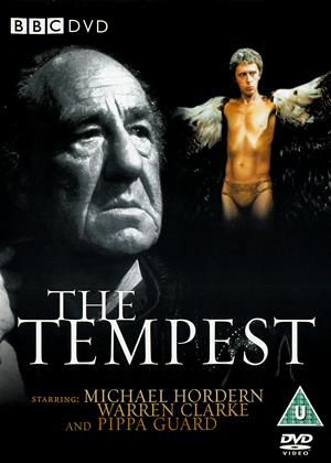 BBC Shakespeare Collection: The Tempest Online DVD Rental