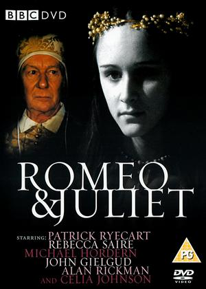 Rent BBC Shakespeare Collection: Romeo and Juliet Online DVD Rental