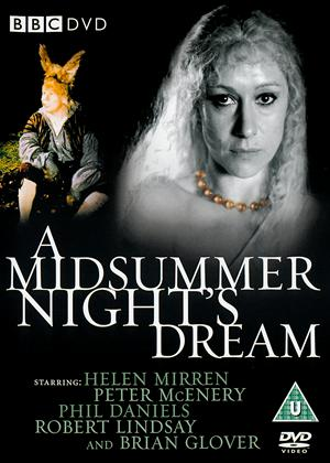 BBC Shakespeare Collection: A Midsummer Night's Dream Online DVD Rental