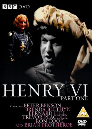 Rent BBC Shakespeare Collection: Henry VI: Part 1 Online DVD Rental