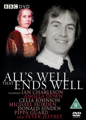 BBC Shakespeare Collection: All's Well That Ends Well Online DVD Rental