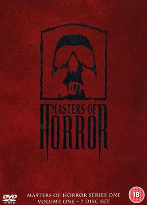 Rent Masters of Horror: Series 1: Vol.1 Online DVD Rental
