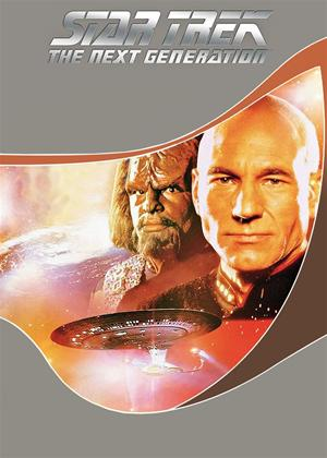 Star Trek: The Next Generation Online DVD Rental