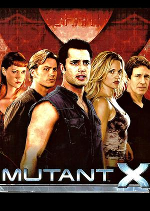 Mutant X Online DVD Rental