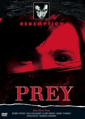 The Norman J. Warren Collection: Prey Online DVD Rental
