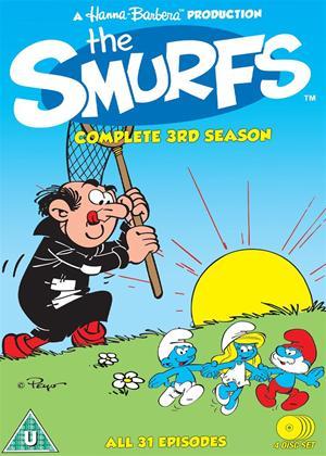 Rent The Smurfs: Series 3 Online DVD Rental