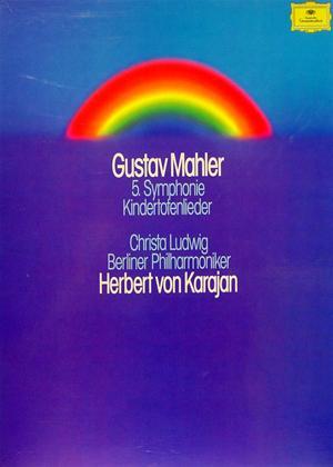 Rent Mahler: Symphony No.5 (Herbert von Karajan) Online DVD Rental