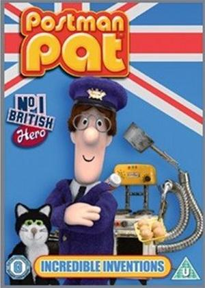 Rent Postman Pat: Incredible Inventions Online DVD Rental
