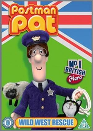 Rent Postman Pat: Wild West Rescue Online DVD Rental