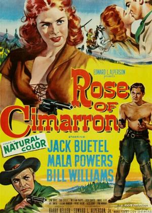 Rose of Cimarron Online DVD Rental