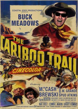 The Cariboo Trail Online DVD Rental
