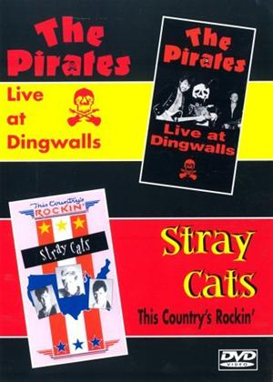 Rent The Pirates: Live at Dingwalls / Stray Cats: This Country's Rockin' Online DVD Rental