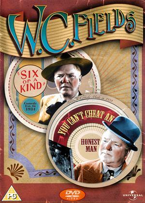 W.C. Fields: You Can't Cheat an Honest Man / Six of a Kind Online DVD Rental