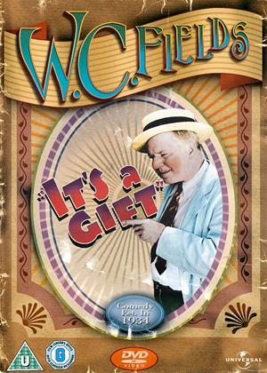 Rent W.C. Fields: It's a Gift Online DVD Rental