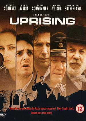 Rent Uprising Online DVD Rental