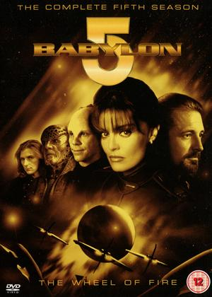 Babylon 5: Series 5 Online DVD Rental