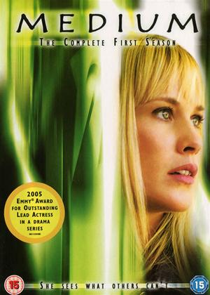 Medium: Series 1 Online DVD Rental