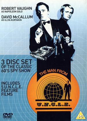 The Man from U.N.C.L.E. Online DVD Rental