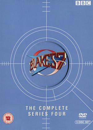 Blake's 7: Series 4 Online DVD Rental