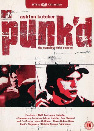 Rent Punk'd: Series 1 Online DVD Rental