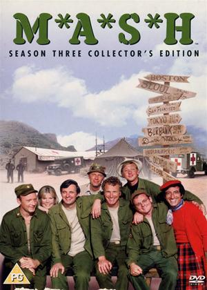Rent M.A.S.H.: Series 3 Online DVD Rental