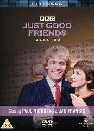 Just Good Friends: Series 1 and 2 Online DVD Rental