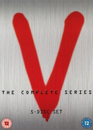 V: Complete Series Online DVD Rental