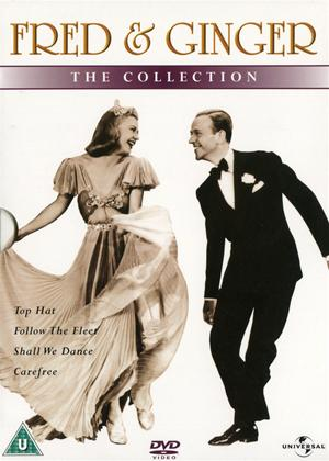 Fred and Ginger: Shall We Dance Online DVD Rental