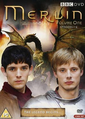 Rent Merlin: Series 1: Vol.1 Online DVD Rental