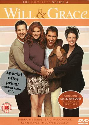 Rent Will and Grace: Series 4 Online DVD Rental