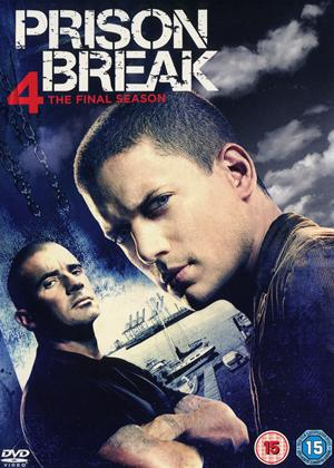 Prison Break: Series 4 Online DVD Rental
