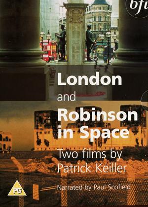 Patrick Keiller: Robinson in Space Online DVD Rental