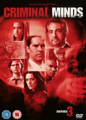 Criminal Minds: Series 3 Online DVD Rental