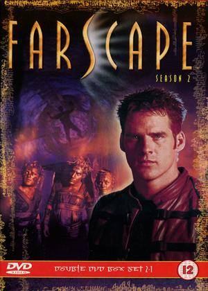 Rent Farscape: Series 2: Parts 1 and 2 Online DVD Rental