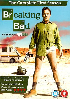 Rent Breaking Bad: Series 1 Online DVD Rental