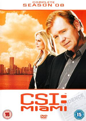 CSI Miami: Series 8 Online DVD Rental