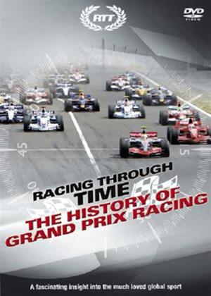 Racing Through Time: History of the Grand Prix Online DVD Rental