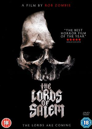 The Lords of Salem Online DVD Rental