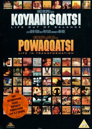 Rent Koyaanisqatsi / Powaqqatsi (aka Koyaanisqatsi: Life Out of Balance / Powaqqatsi: Life in Transformation) Online DVD Rental