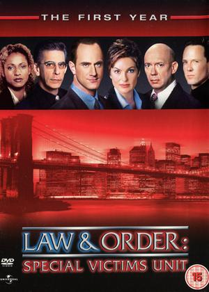 Rent Law and Order: Special Victims Unit: Series 1 Online DVD Rental