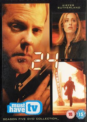 Rent 24 (Twenty Four): Series 5 Online DVD Rental
